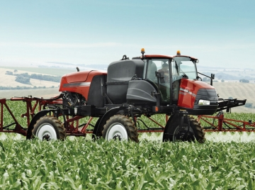 NEW SELF-PROPELLED SPRAYER CASE IH «SPX II EXTREME»