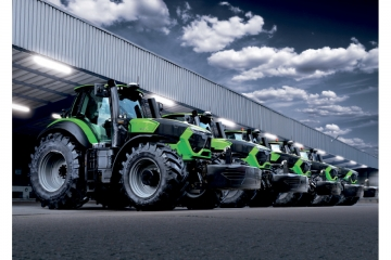 LIDERPARTS is the new official dealer of DEUTZ-FAHR
