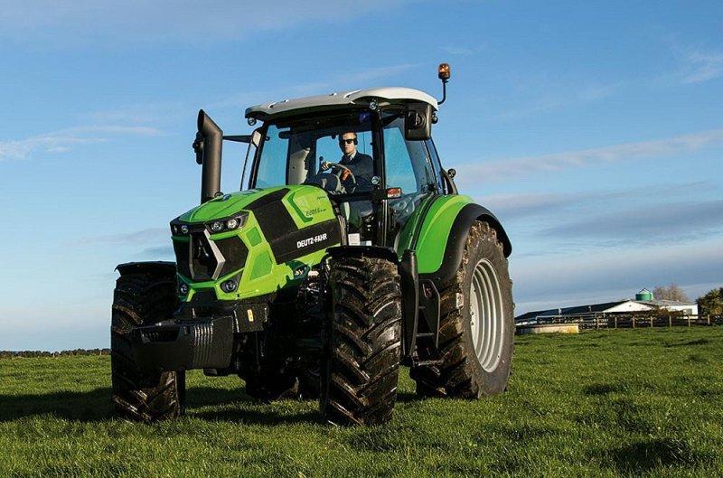 Трактор DEUTZ-FAHR Серия 6G