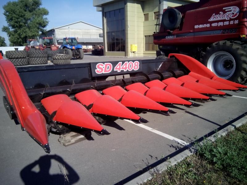 Жатка кукурузная SD4408 Аргентина с измельчителем