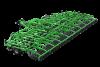 Культиватор прицепной предпосевной AGROLAND 5144 (13,4м)