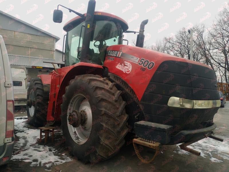 Трактор CASE STEIGER 500 2013 г.в. (№3818)