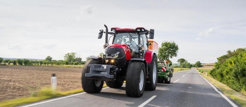 Новий колісний трактор CASE IH Puma NEW