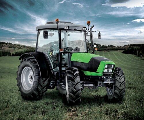 Трактор DEUTZ-FAHR Agrofarm 115G
